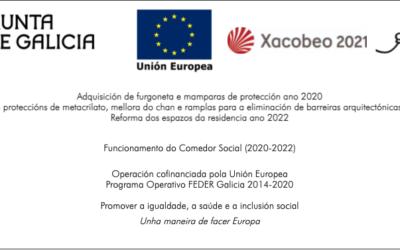 Concesión de subvenciones de la Xunta de Galicia