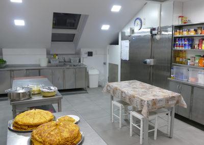 Cocina Económica Santiago de Compostela