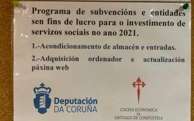 CONCESIÓN DE SUBVENCIONES DE LA DIPUTACIÓN PROVINCIAL DE A CORUÑA